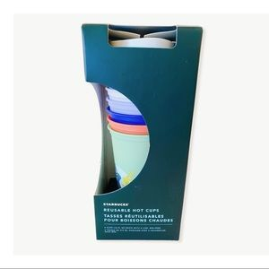 Starbucks Reusable Hot Cups Limited Edition